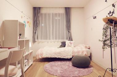 オプション [寝室や子供部屋など部屋の追加] 実例