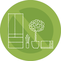 家電製品・生植物のセレクト提案