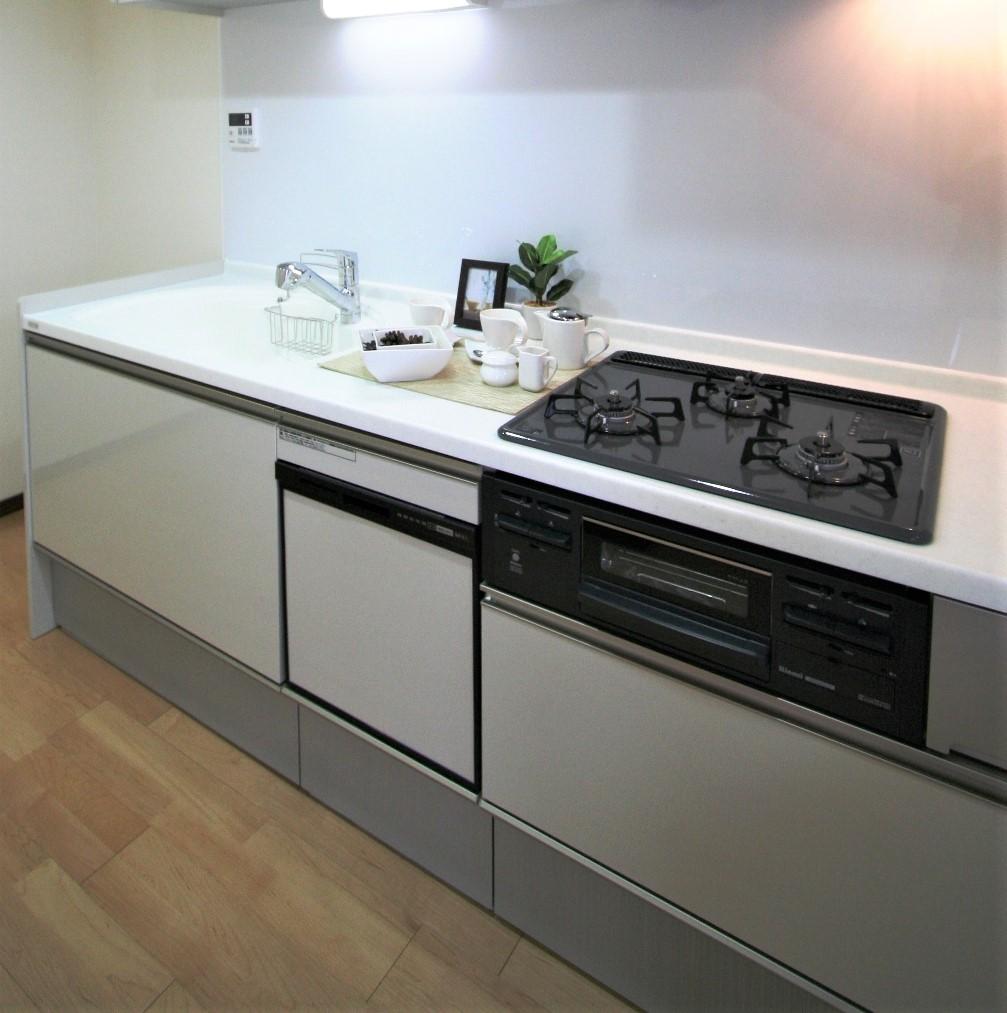 ビルトイン式食器洗濯乾燥機(事例①)