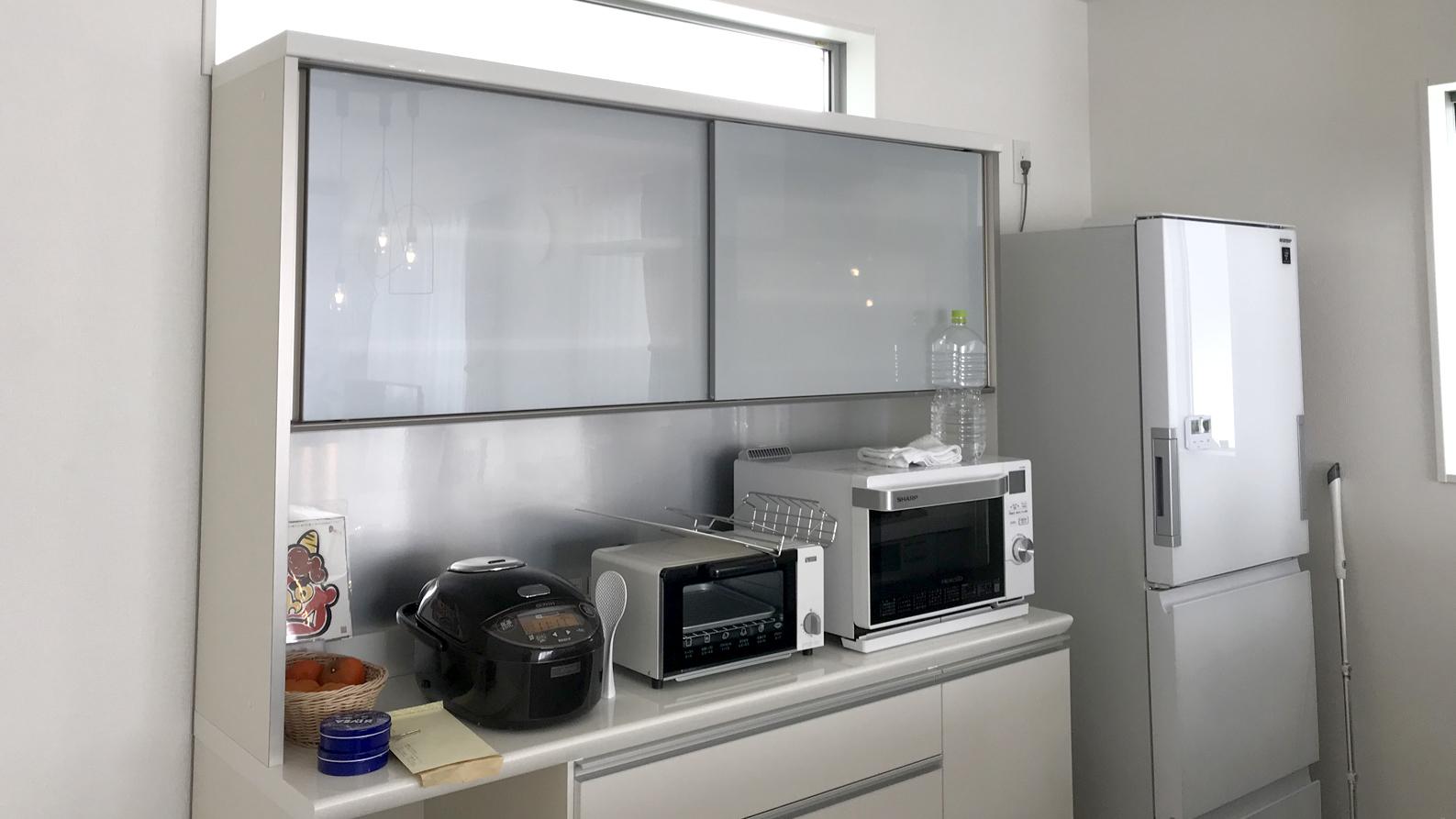 新築戸建てのキッチン